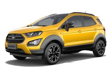 Ford Ecosport Active gelekt