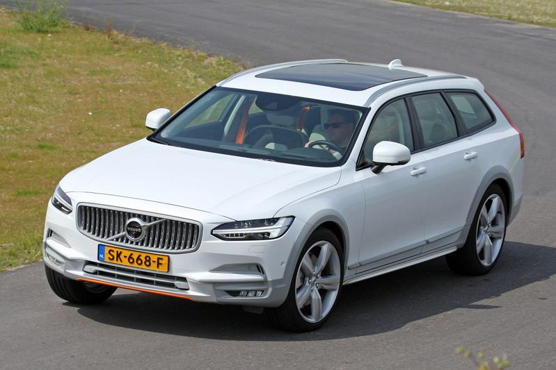 Volvo V90 Cross Country T5 AWD Ocean Race