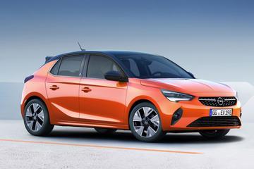 Officieel: dit is de Opel Corsa-e