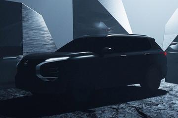 Mitsubishi laat nieuwe Outlander zelf zien