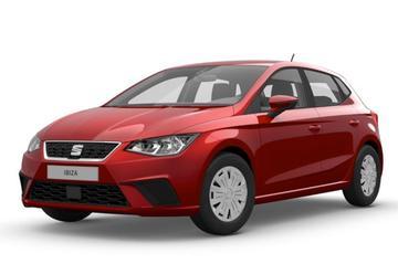 Seat Ibiza 1.0 MPI 75pk Reference
