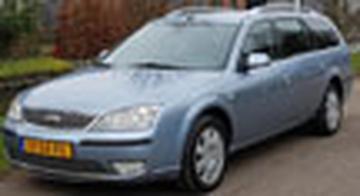 Ford Mondeo Wagon 2.0 16V Platinum (2006)