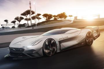 Jaguar toont 1.903 pk sterke elektrische hypercar