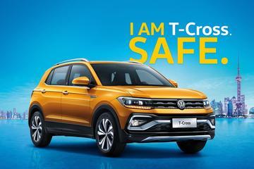 Chinese Volkswagen T-Cross heeft andere neus