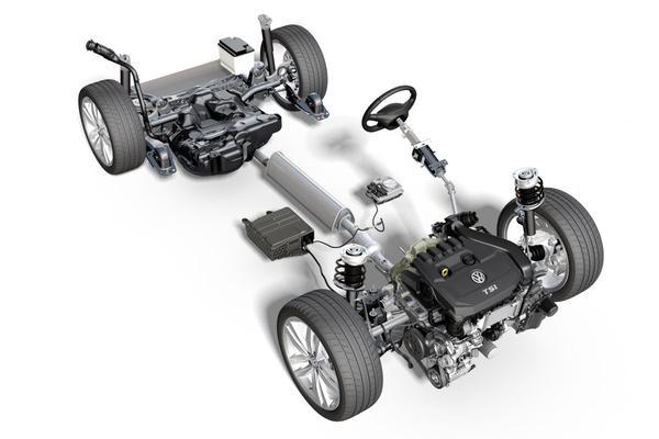 Volkswagen introduceert mild-hybridesysteem
