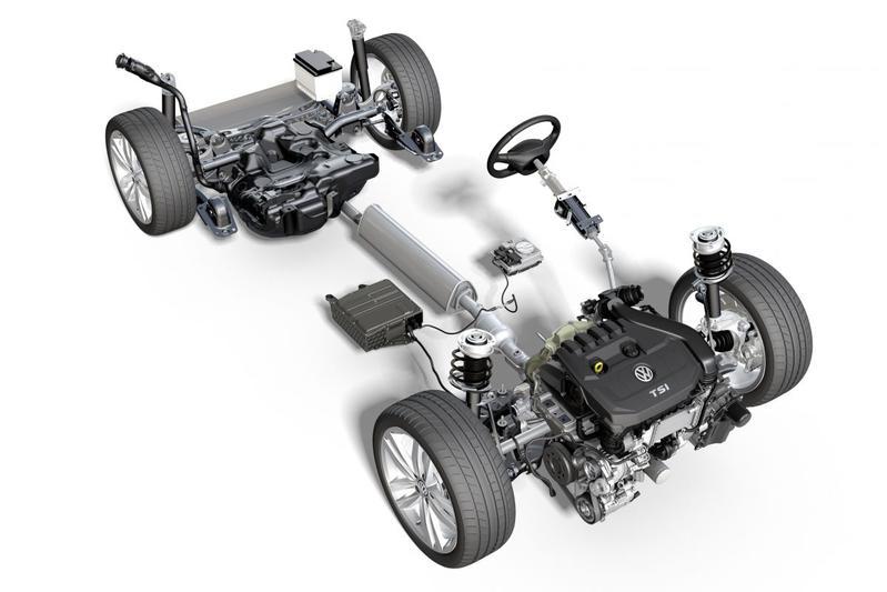 Volkswagen MHEV Mild-hybrid Autonoom level 3 level 4