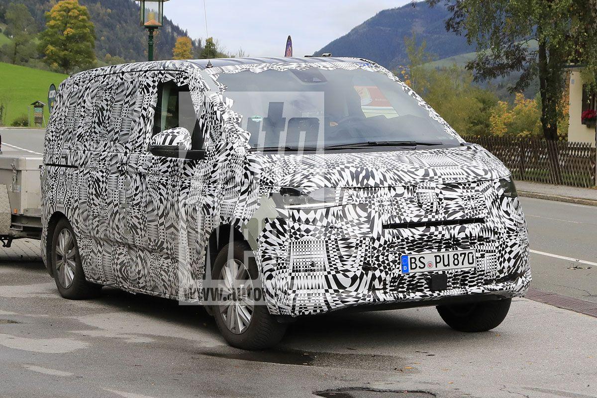 2021 - [Volkswagen] Transporter [T7] - Page 2 Ajoyrwdb3971