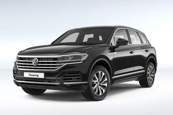Back to basics: Volkswagen Touareg