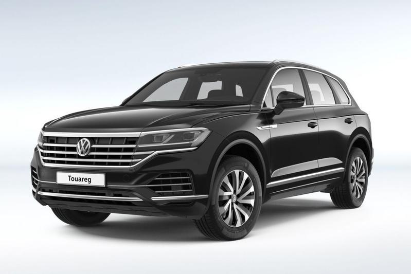 Volkswagen Touareg TDI back to basics