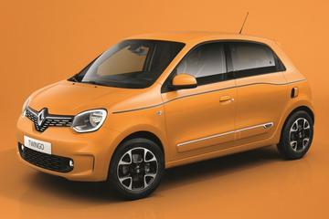 Facelift Friday: Renault Twingo