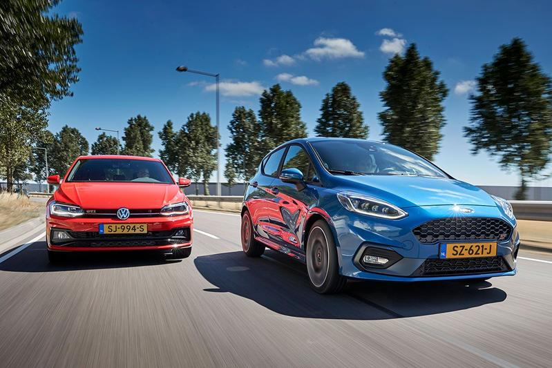 Ford Fiesta ST vs. Volkswagen Polo GTI - Dubbeltest