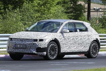 Hyundai '45' EV proeft aan de 'Ring