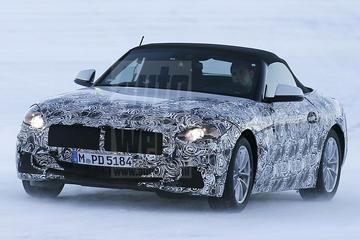 BMW 'Z5' laat zich weer eens zien