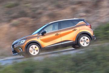 Renault Captur - Rij-impressie