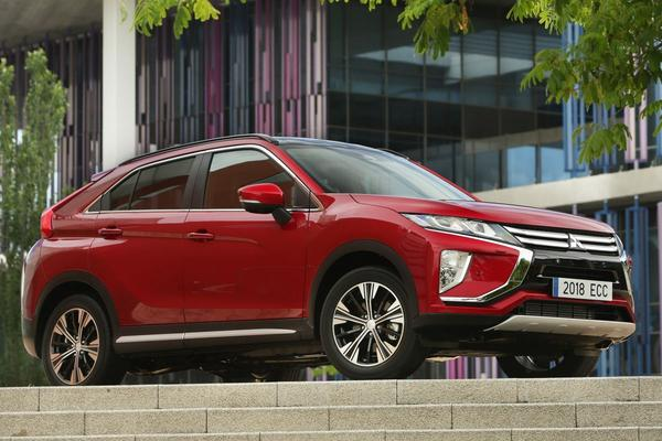 Prijzen Mitsubishi Eclipse Cross bekend