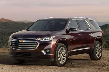 Chevrolet Traverse compleet vernieuwd
