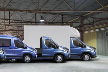 Elektrische Maxus eDeliver 9 nu ook als Chassis Cab