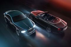Rolls-Royce Wraith en Dawn als Adamas-editie