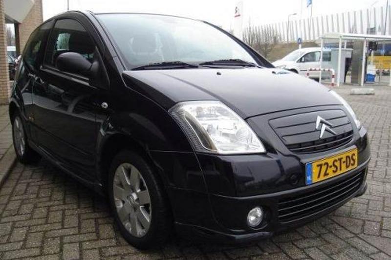 Citroën C2 1.4 VTR (2006)