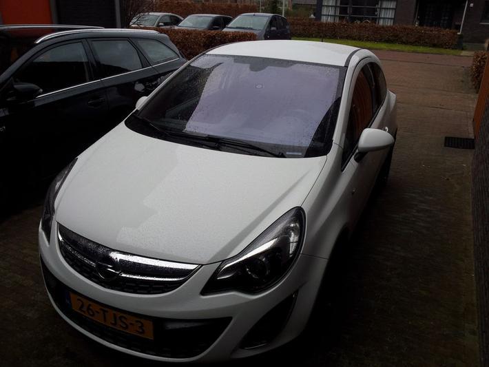 Opel Corsa 1.3 CDTI ecoFLEX Cosmo (2012)