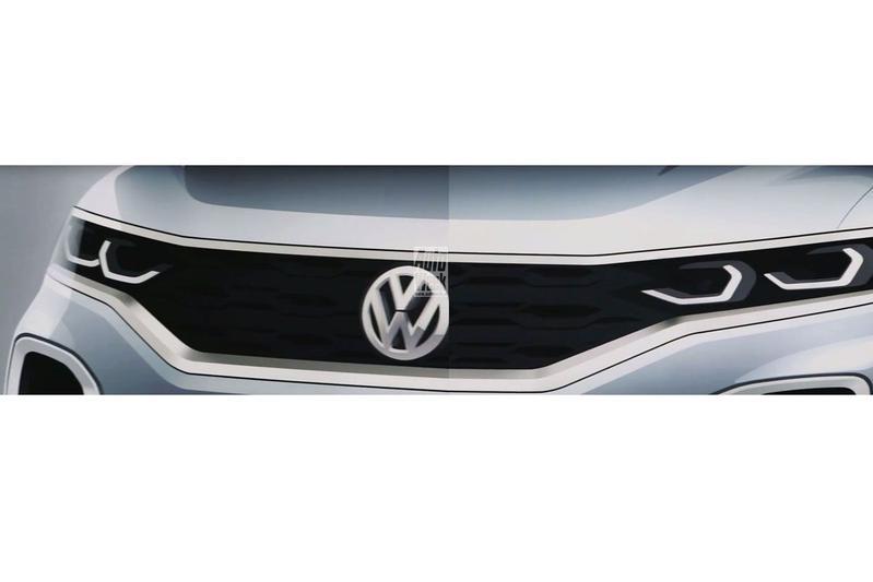 In beeld: Volkswagen T-Roc