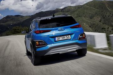 Hyundai presenteert Kona Hybrid