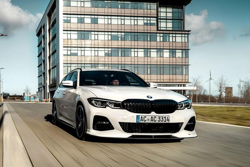 BMW 3-serie AC Schnitzer