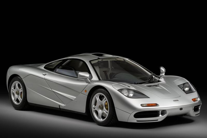 McLaren F1 gerestaureerd door MSO