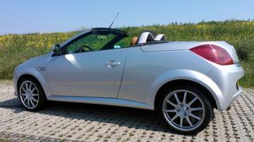 Opel Tigra TwinTop 1.4 Rhythm (2008)