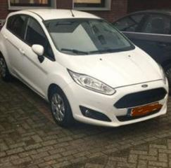 Ford Fiesta 1.5 TDCi Style Ultimate Lease (2017)