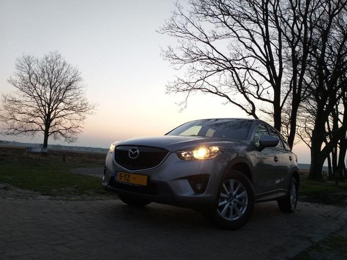 Mazda CX-5 SkyActiv-G 2.0 Skylease+ (2014)