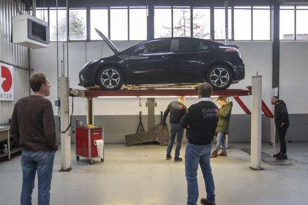 Opel Ampera - 2012 - 311.848 km - Klokje Rond