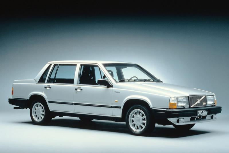 Volvo 740 Turbo (1987)