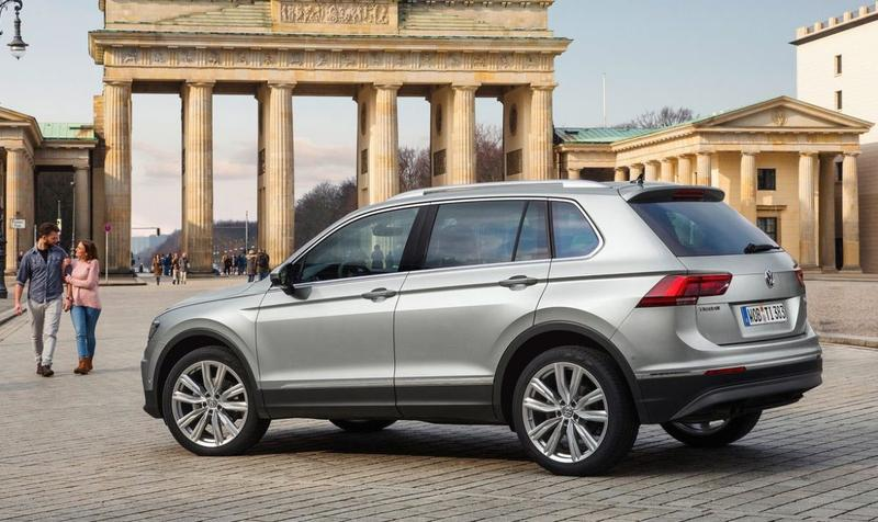 Tiguan 1.4 TSI 150pk ACT Highline (2017)