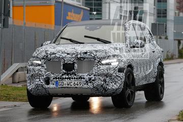 Nieuwe Mercedes-Benz GLS-klasse gesnapt