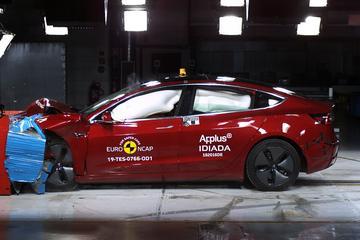 EuroNcap beoordeelt zes nieuwe auto's