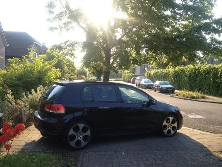 Volkswagen Golf 2.0 TDI 110pk Highline (2009)