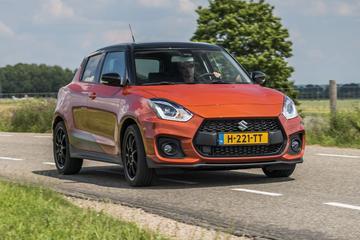 Langs Lek en Rijn met de Suzuki Swift Sport - De Dijk