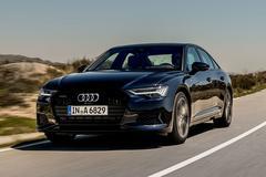 Audi A6 - Rij-impressie