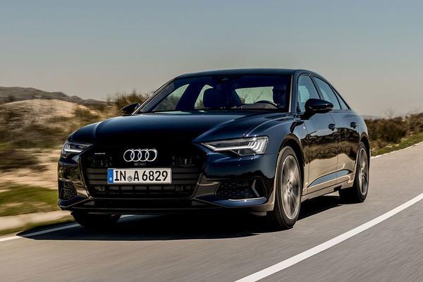 Video: Audi A6 - Rij-impressie