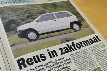 Subaru Mini Jumbo - Rijtest - Uit de Oude Doos