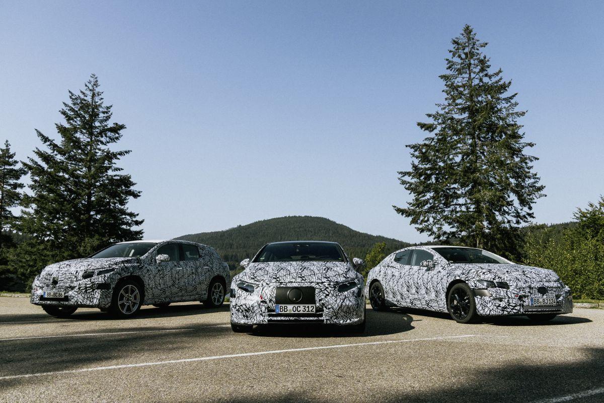 Mercedes-Benz EQ-modellen