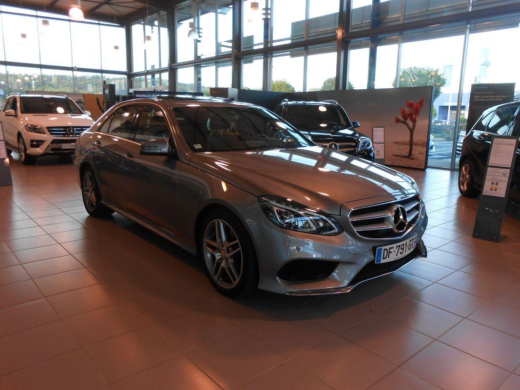 Mercedes benz e 300 bluetec prestige 2014 for Mercedes benz prestige