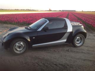 Smart roadster 60kW (2004)