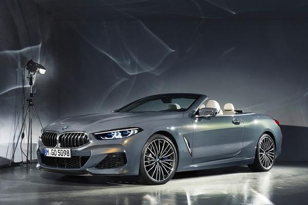 BMW 8-serie Cabrio gepresenteerd