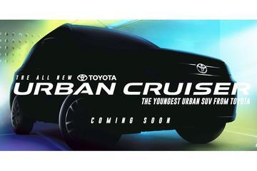 Toyota komt met nieuwe Urban Cruiser