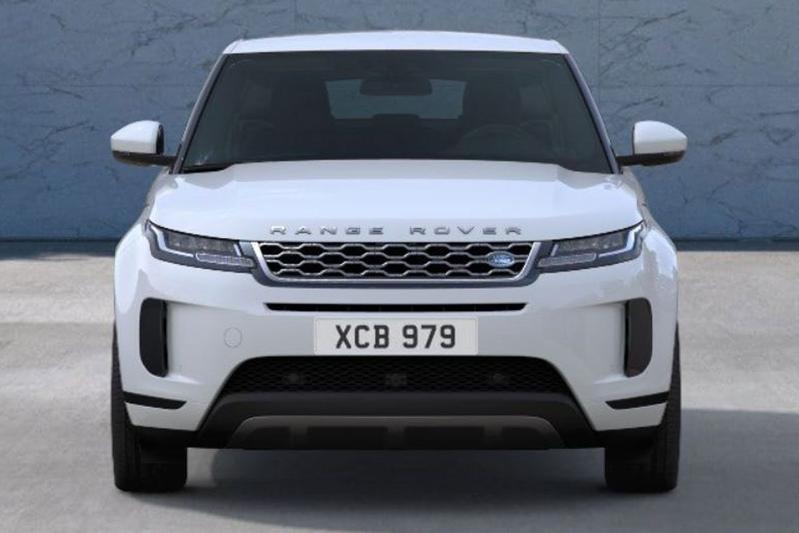 Back to basics: Land Rover Range Rover Evoque