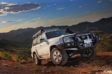 Australië neemt afscheid van oude Nissan Patrol