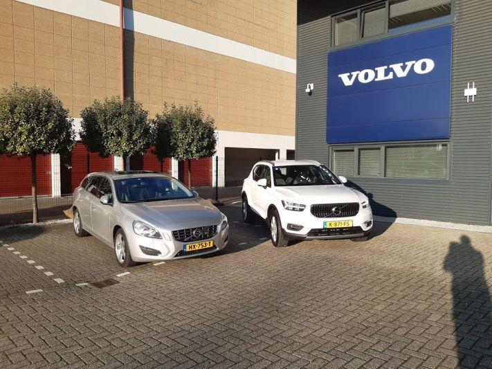 Volvo XC40 T2 Business Pro (2020)