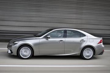 Nieuwe Lexus IS niet voor Europa